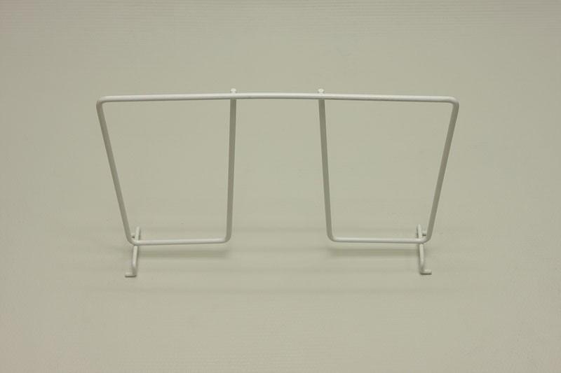 Разделитель проволочной полки 30 см, белый, Elfa® - фото