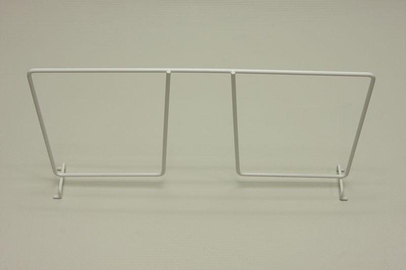Разделитель проволочной полки 40 см, белый, Elfa® - фото