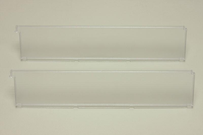 Разделитель полки-корзины 40 см, Elfa® - фото