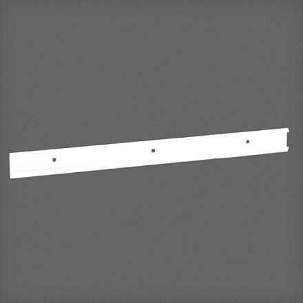 Рельс белый 57 см, Elfa® - фото