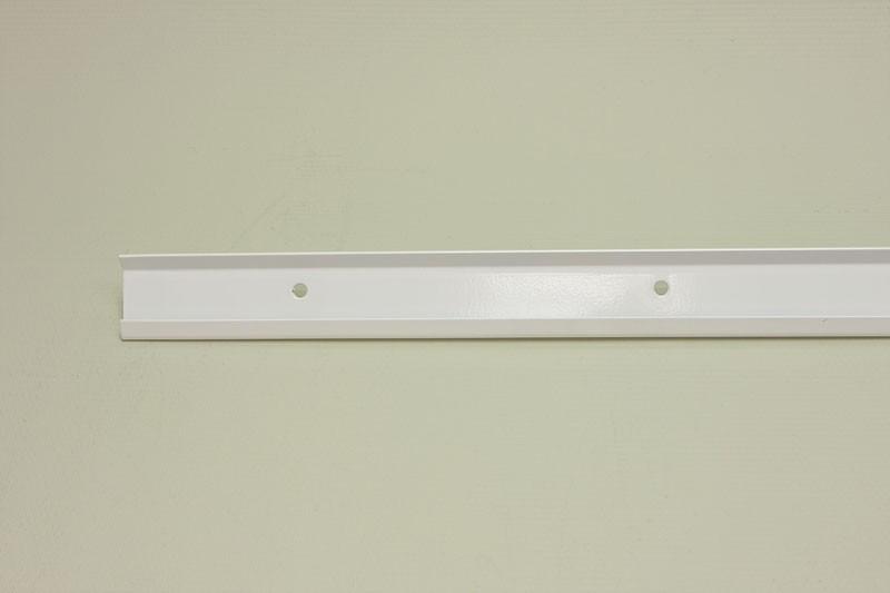 Верхний несущий рельс 135 см, белый, Elfa® - фото