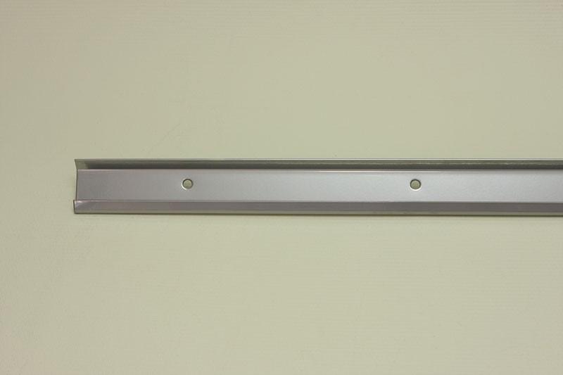 Верхний несущий рельс 195 см, платина, Elfa® - фото