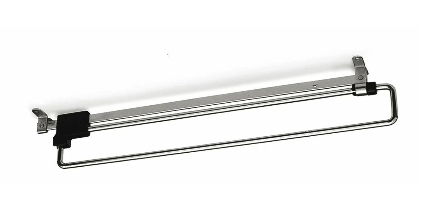 Выдвижная вешалка 25 см, Elfa® - фото