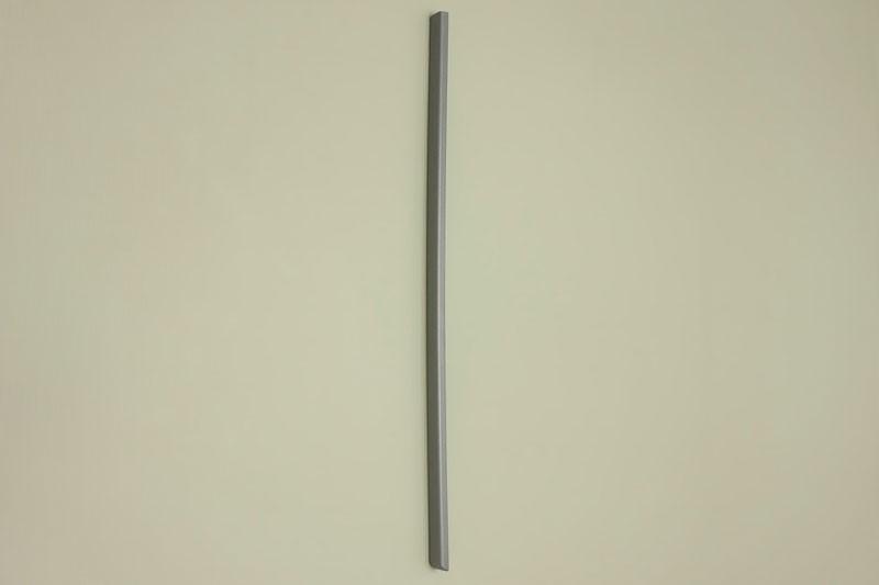 Декоративная заглушка 42 см левая, платина, Elfa® - фото
