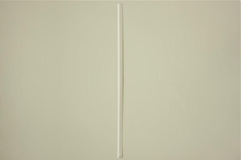 Декоративная заглушка 51 см правая, белая, Elfa® - фото