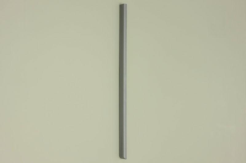 Декоративная заглушка 32 см левая, платина, Elfa® - фото
