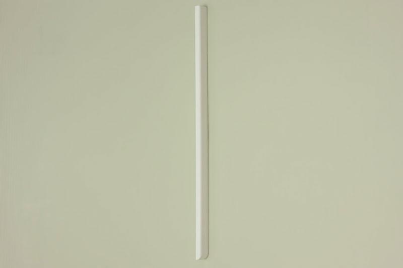 Декоративная заглушка 32 см правая, белая, Elfa® - фото