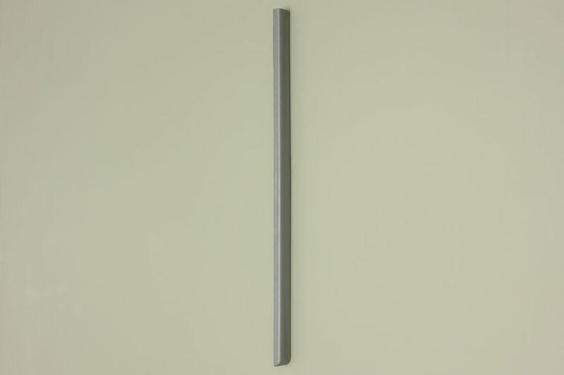 Декоративная заглушка 32 см правая, платина, Elfa® - фото