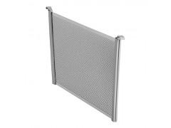 Разделитель для корзины платиновый Mesh 185 мм (2 шт/упак)