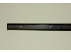 Рельс верхний несущий 135 см, графит