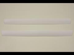 Декоративная вставка в несущий рельс, белая, 58 см