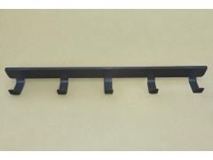 Боковые крючки (5) 40 см., графит