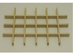 Разделитель ящика аксессуаров на 24 ячейки береза