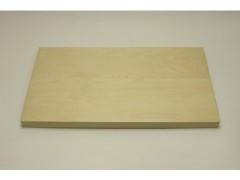 Полка Decor 33,6x60,5 см, береза
