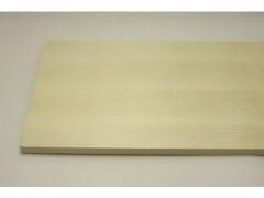 Полка Decor 33,6x90 см, береза