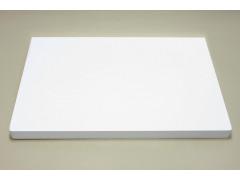 Полка Decor 33,6x90 см, белая