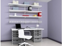Домашний офис (белый/ДСП), арт. 102102