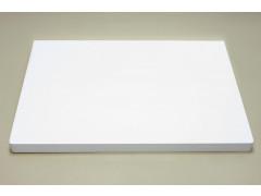 Полка Decor 33,6x60,5 см, белая