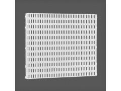 Перфорированная панель цвет белый 45х38 см