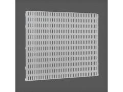 Перфорированная панель цвет платина 45х38 см