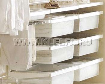 Полочная система - Elfa decor