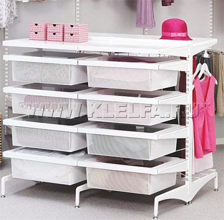 elfa® Freestanding - креативное решение хранения